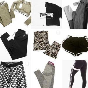 Gymshark Nike & more